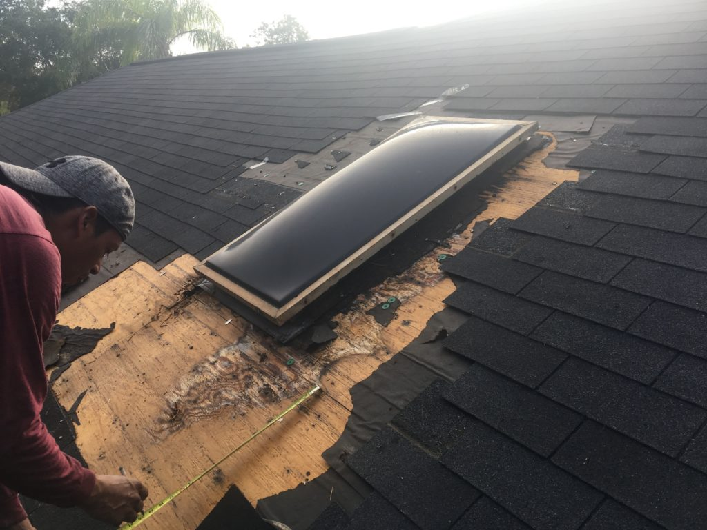 Roofs leakage services