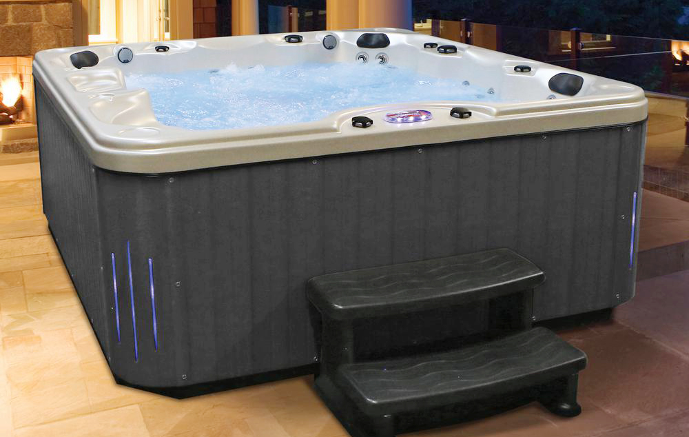 inflatable hot tub clearance
