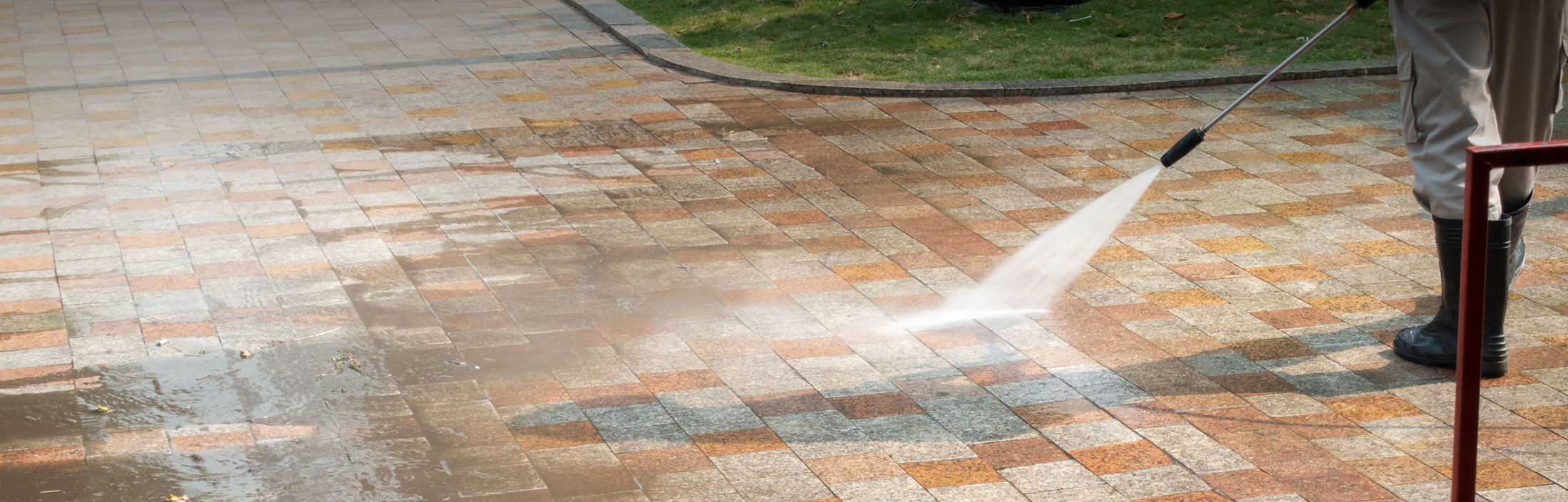 what industry is pressure washing