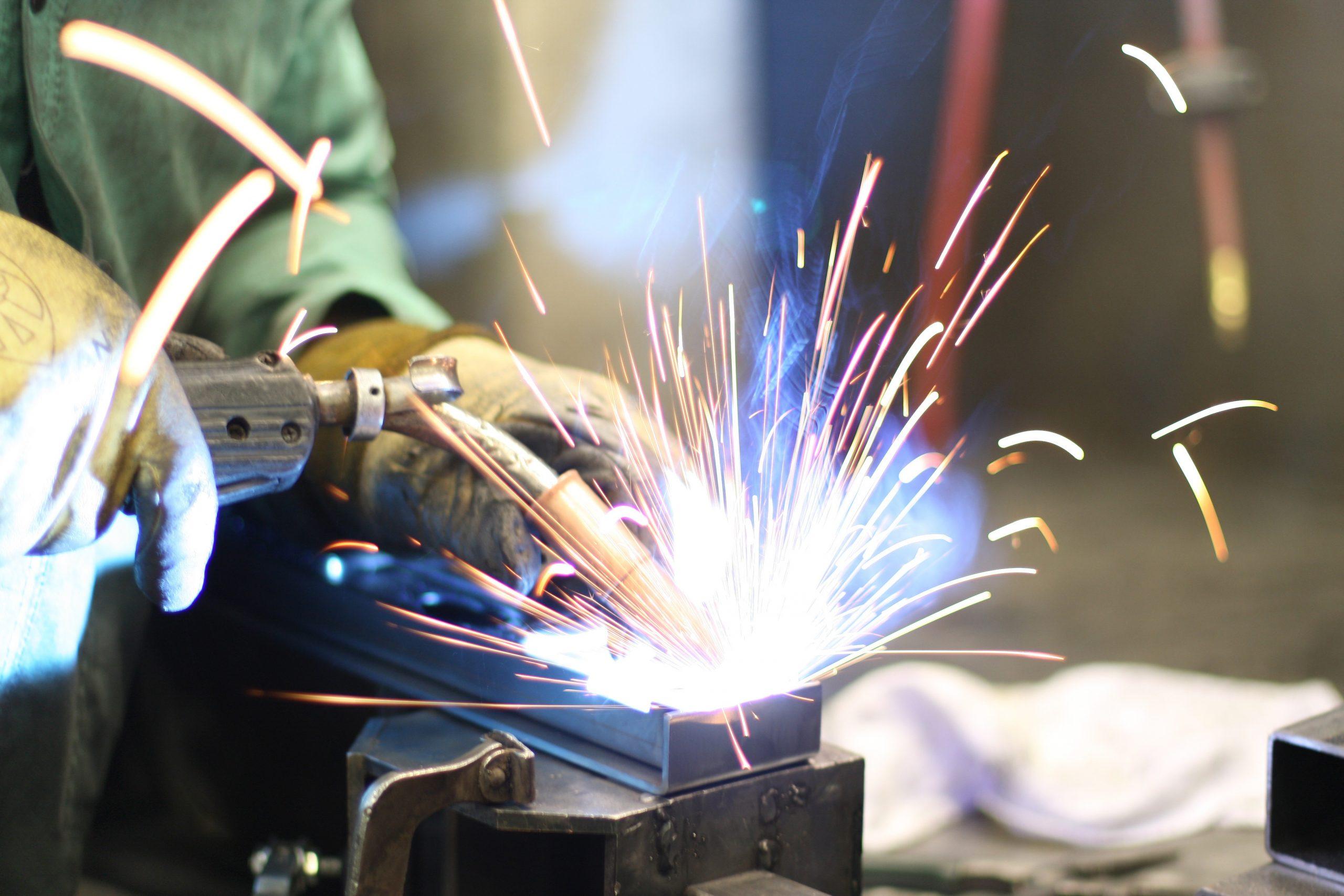 welding classification chart