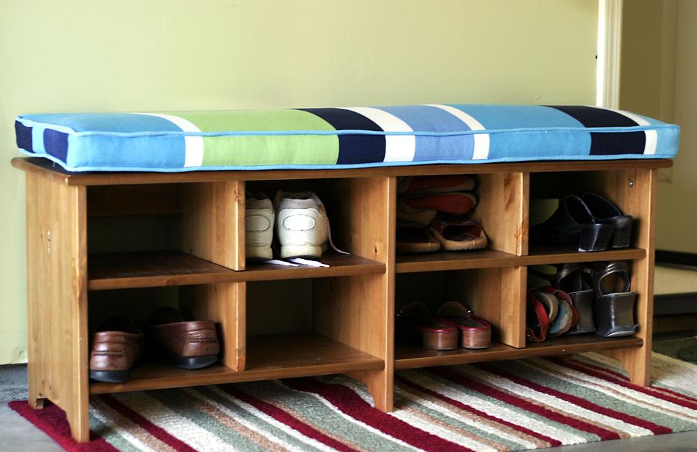 DIY-shoe-reck-seat