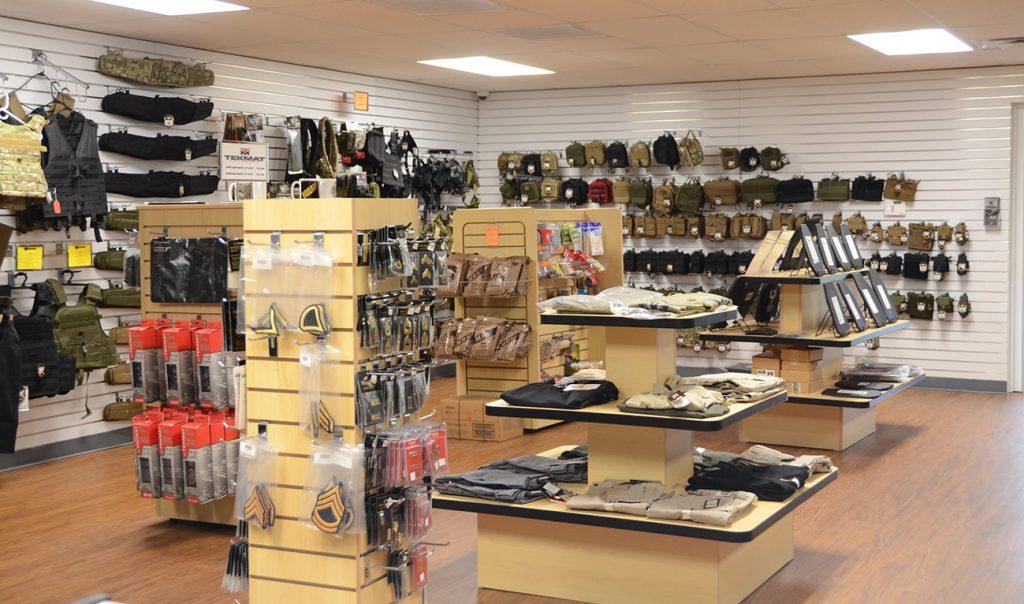 military store