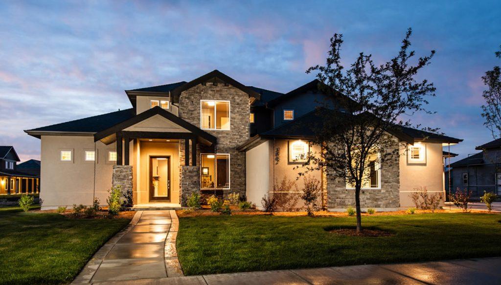 custom home builders washington