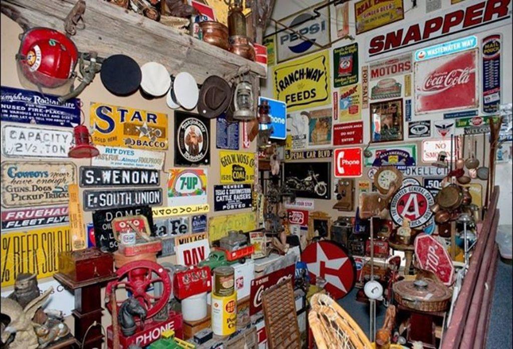antique collection shop